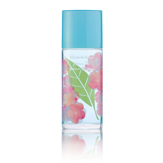 Green Tea Sakura Blossom Eau de Toilette, , large