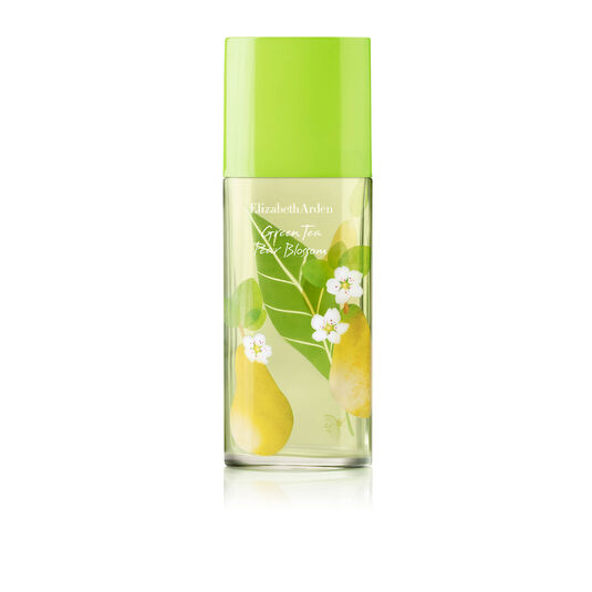 Green Tea Pear Blossom Eau De Toilette Vaporisateur, , large