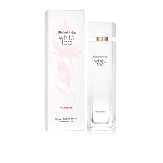 White Tea Wild Rose Eau de Toilette Vaporisateur, , large