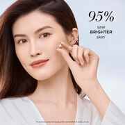 95% saw brighter skin based on a China consumer study of 63 women after 8 weeks of use