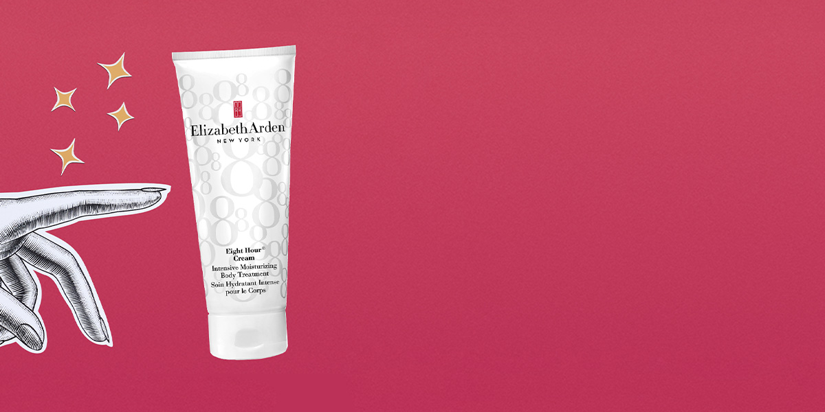 Full-size Gift with any £45+ Eight Hour Cream Collection purchase