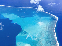 Polynesian Lagoon Water