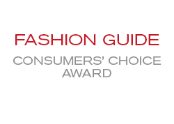 Fashion Guide, Consumers Choice Award