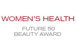 Women's Health Future 50 Beauty Award