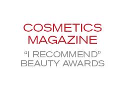 Cosmetics Magazine I Recommend Beauty Awards Foundation Prestige
