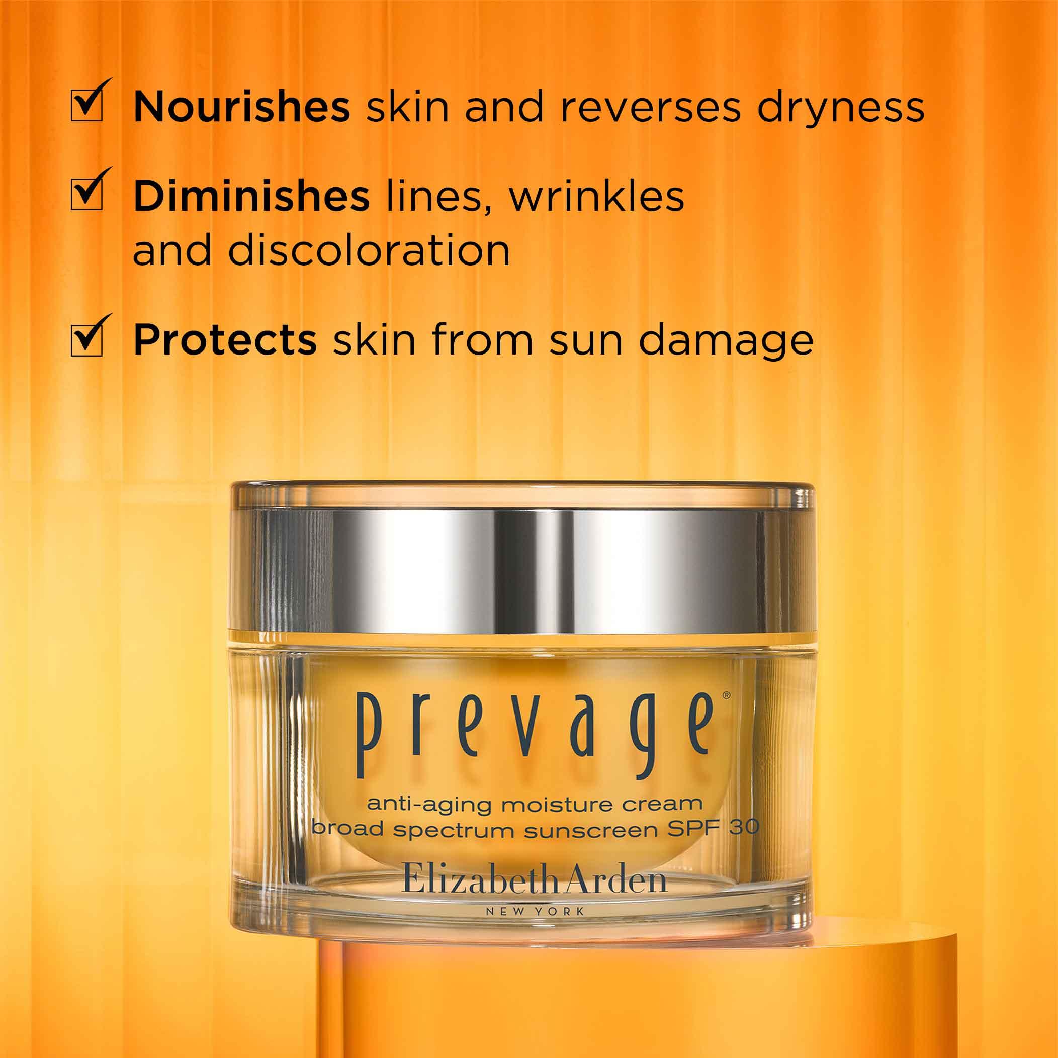 PREVAGE® Crème Anti-âge Hydratante IPS 30, , large